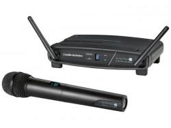 Audio Technica - ATW-1102 Dinamik el tipi kablosuz mikrofon sistemi