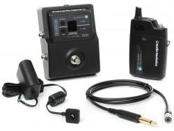 Audio Technica - ATW-1501 System 10 Dijital 2.4 GHz Stompbox kablosuz sistem