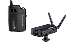 Audio Technica - ATW-1701 Kamera için Kablosuz Alıcı Verici Yaka Mikrofon Kiti