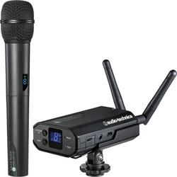Audio Technica - ATW-1702 Kamera için El Tipi Kablosuz Mikrofon