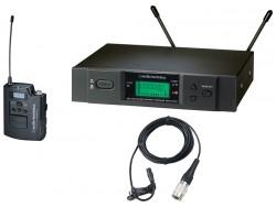 Audio Technica - ATW-3110B/P1 Subminyatür kablosuz mikrofon sistemi