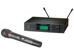 Audio Technica - ATW-3141B Kardioid kondenser el tipi kablosuz mikrofon sistemi