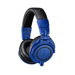 Audio Technica - AUDIO TECHNICA ATH-M50X BlueBlack Kulaklık