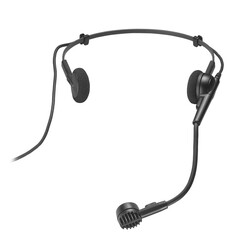 Audio Technica - PRO8HECW Hypercardioid Hi-ENERGY Dynamic Headworn Microphone