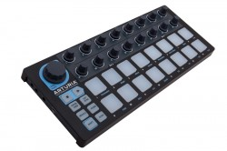 Arturia - Beatstep Black - Pad Controller