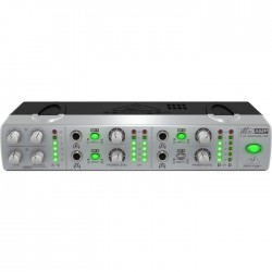 Behringer - AMP800 4 Kanal Stereo Kulaklık Amfisi