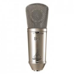 Behringer - B-1 Tek Diyaframlı Condenser Stüdyo Kayıt Mikrofonu