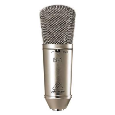 B-1 Tek Diyaframlı Condenser Stüdyo Kayıt Mikrofonu