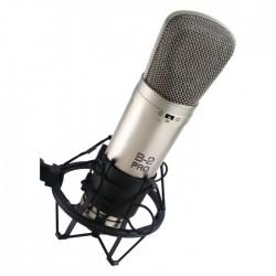 Behringer - B-2 PRO Çift Diyaframlı Condenser Stüdyo Kayıt Mikrofonu