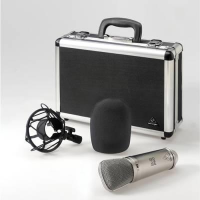 B-2 PRO Çift Diyaframlı Condenser Stüdyo Kayıt Mikrofonu