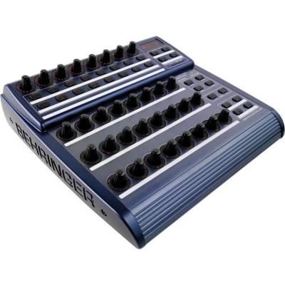 BCR2000 USB Midi Kontrol Aleti