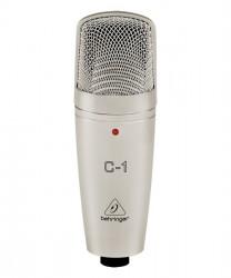 Behringer - C-1 Condenser Stüdyo Kayıt Mikrofonu