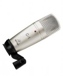 C-1 Condenser Stüdyo Kayıt Mikrofonu - Thumbnail