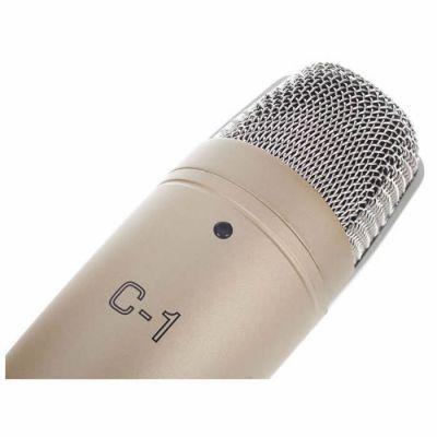 C-1 Condenser Stüdyo Kayıt Mikrofonu