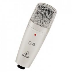 C-3 Condenser Stüdyo Kayıt Mikrofonu - Thumbnail