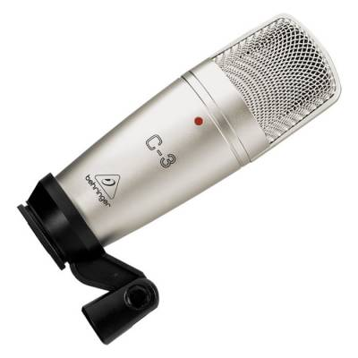 C-3 Condenser Stüdyo Kayıt Mikrofonu