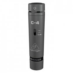 Behringer - C-4 Tek Diyafram Condenser Koro Kayıt Mikrofonu (2li)