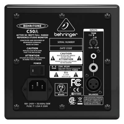 C50A 30 Watt Aktif Stüdyo Monitörü