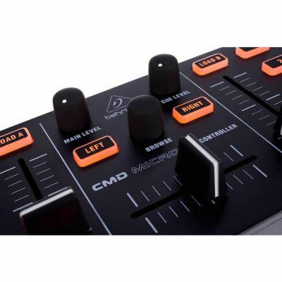 CMD Micro Ev Stüdyosu kurulumu için Dj Midi Kontrol Aleti