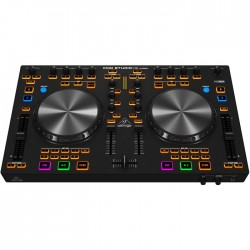 Behringer - CMD Studio 4A 4 Deck ve 4 Kanal Midi DJ Kontrol Paneli