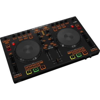 CMD Studio 4A 4 Deck ve 4 Kanal Midi DJ Kontrol Paneli