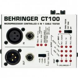 Behringer - CT100 6li Kablo Test Cihazı