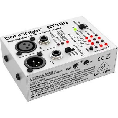 CT100 6li Kablo Test Cihazı