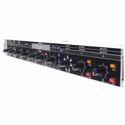 CX2310 V2 Stereo 2 Mono 3 Kanal Subwoofer Girişli Sinyal İşleyici