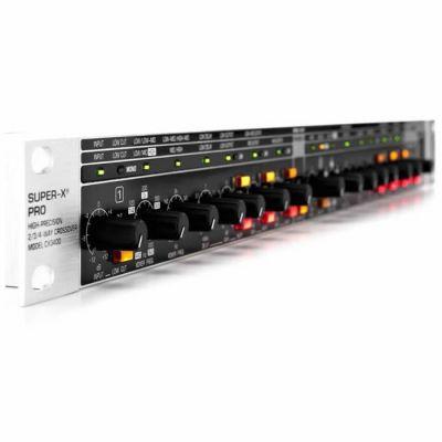 CX3400 V2 Stereo 2 Mono 4 Kanal Sinyal İşleyici
