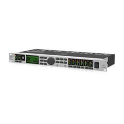 Behringer - DCX2496LE Dijital 24 Bit Crossover Ses Sistemi Yönetim Paneli