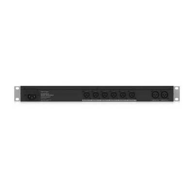 DCX2496LE Dijital 24 Bit Crossover Ses Sistemi Yönetim Paneli