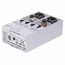 DI20 2 Kanal Aktif Splitter DI Box - Thumbnail