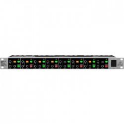 Behringer - DI800 8 Kanal Mains Phantom Güçlü DI Box