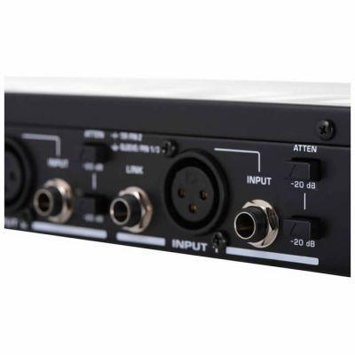 DI800 8 Kanal Mains Phantom Güçlü DI Box