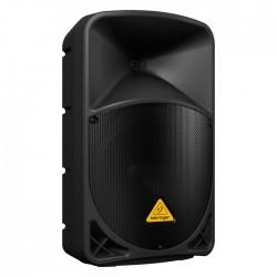 Eurolive B112D 1000 Watt 2 Yollu Aktif Wireless Mikrofon Seçenekli Kabin - Thumbnail