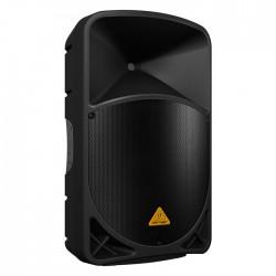 Eurolive B115MP3 1000 Watt 2 Yollu Aktif Telsiz Mikrofon Entegreli Hoparlör - Thumbnail