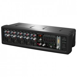 Europower PMP550M 500 Watt 5 Kanal Power Mikser - Thumbnail