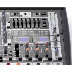 Europower PMP6000 1600 Watt 20 Kanal Anfili Mikser - Thumbnail