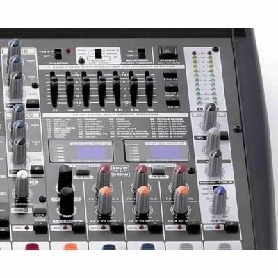 Europower PMP6000 1600 Watt 20 Kanal Anfili Mikser