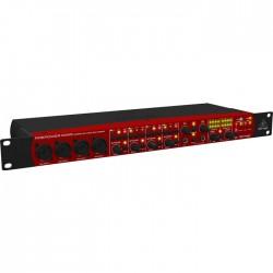 FCA1616 16 in 16 out Kanallı Midas PreAmfi Midi USB Ses Kartı - Thumbnail