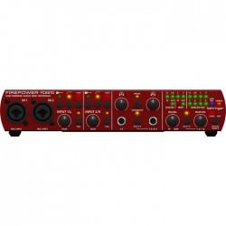 FCA610 6 in 10 out Kanallı Midas PreAmfi Midi USB Harici Ses Kartı - Thumbnail