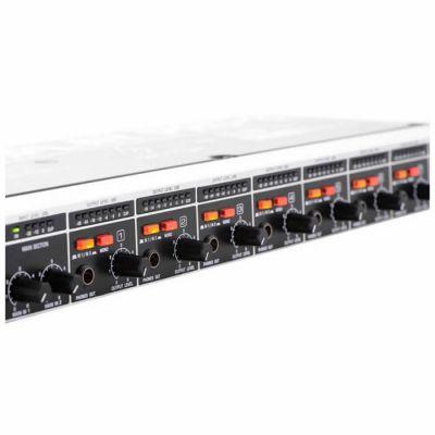 HA8000 V2 8 Kanal Kulaklık Distribitörü