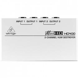HD400 Uğultu ve Dip Ses Yok Edici - Thumbnail