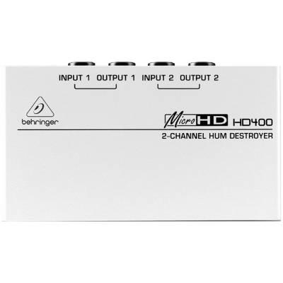 HD400 Uğultu ve Dip Ses Yok Edici
