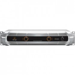Behringer - iNuke NU3000DSP 3000 Watt DSP Kontrollü USB Power Anfi