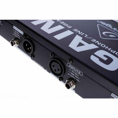 MIC2200 2 Giriş 2 Çıkış Mikrofon PreAmfi