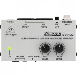 MICROMON MA400 Ultra Kompakt Kulaklık Amfisi - Thumbnail