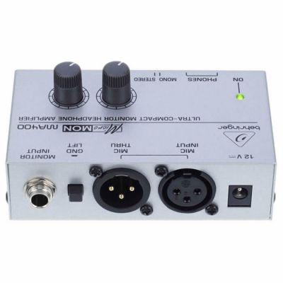 MICROMON MA400 Ultra Kompakt Kulaklık Amfisi
