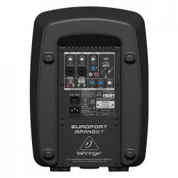 MPA40BT 40 Watt Taşınabilir Bluetooth Portatif Kabin Ses Sistemi - Thumbnail