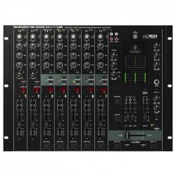 Pro Mixer DX2000USB 7 Kanallı Profesyonel USB Dj Mikseri - Thumbnail